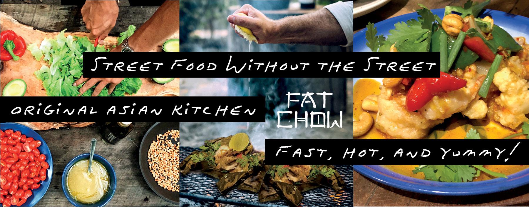 Fat Chow Chiang Mai Original Asian Kitchen